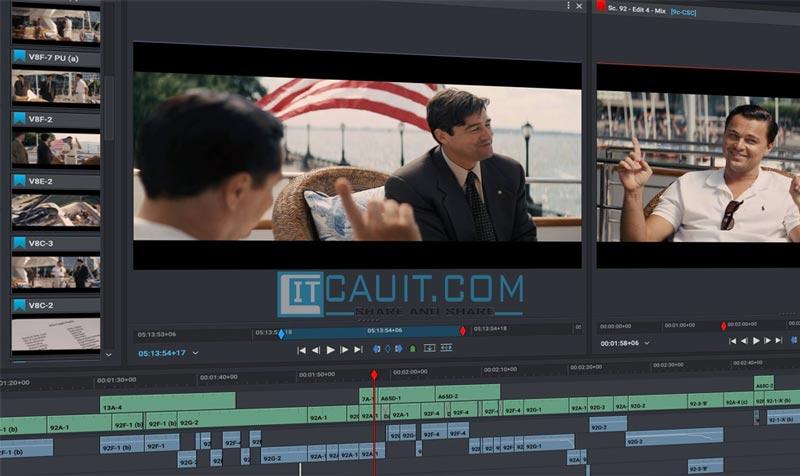Lightworks – Phần mềm edit video miễn phí và chuyên nghiệp